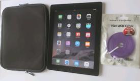 iPad 2 16gb wifi plus free case