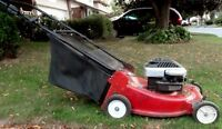 """4 HP Murray 21"""" Lawnmower For Sale"""