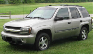 2004 CHEVROLET TRAILBLAZER