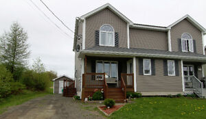 Nice two story semi-detached