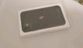 Brand New iPhone 11 64gb unlocked to all network