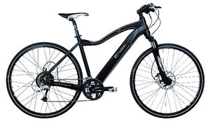 BH Easy Motion Electric Bicycle Bike EVO CROSS @ T4B
