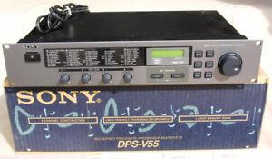 Sony DPS-V55 Multi Effects Processor