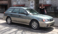 FOR SALE- 2002 Subaru Outback Wagon