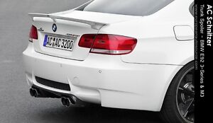 BMW E92 328I 335I COUPE AC SNITZER STYLE TRUNK SPOILER NEW