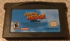 Nintendo GameBoy Advance Game Cartridge