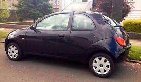 Forsale is my ford ka 1.3 black