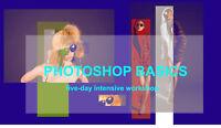 Photoshop Basics  Five-Day Intensive Workshop