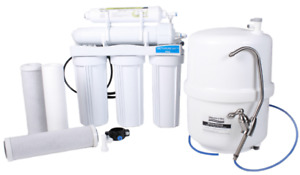 RO System ● Crock Water Dispenser ● Shower & Replacement Filters