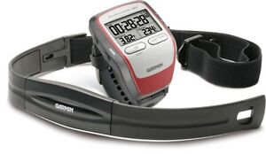 Garmin Forerunner 305 with a new battery installed