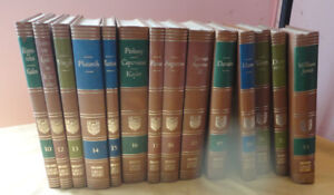 BOOKS BRITANNICA GREAT BOOKS 14 VOLUMES