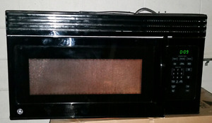 G&E microwave oven