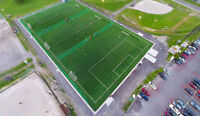 Summer Soccer at the Ra Centre (Coed, Women's, and Men's)
