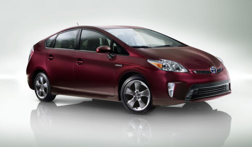 Consumer Reports: Prius Tops List of Best New-Car Values, Again
