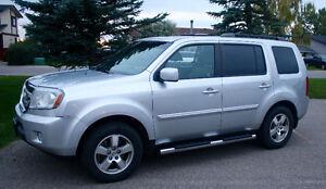 2011 Honda Pilot EX-L 4WD 5AT SUV, Crossover