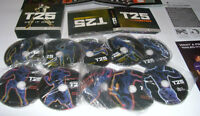Shaun T's FOCUS T25: 10 DVDs with Resistance band (Brand New)
