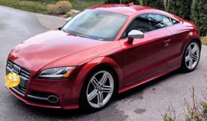2011 Audi TTS 2.0T Premium Plus All-Wheel Drive Quattro Coupe