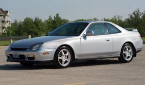 2001 Honda Prelude 99KMS