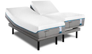 Adjustable long twin bed