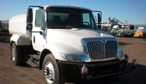 Water Truck - Lease/Finance from $1499/month*