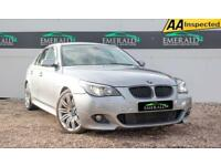 2006 BMW 5 SERIES 3.0 535D M SPORT 4D 269 BHP DIESEL