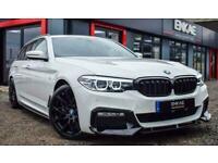 2017 67 BMW 5 SERIES 2.0 520D M SPORT TOURING 5D 188 BHP VAT QUALIFYING DIESEL