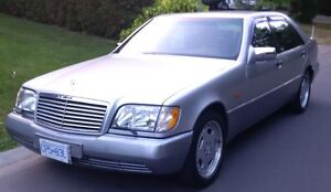 THE MOST BEAUTIFUL Mercedes 600 SEL IN CANADA - 76,000km!