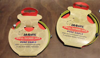 Jagwire Low-Friction Coated Bike Brake Cable (KYNAR-PVDF)