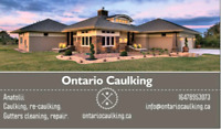 Caulking, re-caulking 6478953073