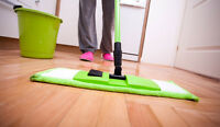 Housekeeping  and office cleaning