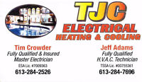 Preferred Electrical Contractor of the Ottawa Valley!