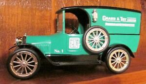 1916 STUDEBAKER Grand & Toy PANEL TRUCK TOY BANK Kitchener / Waterloo Kitchener Area image 1