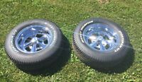Brand New Cragar SS with Mickey Thompson tires