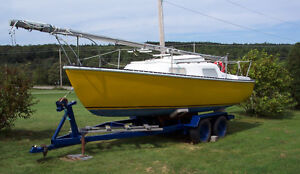 22 ft Sailboat
