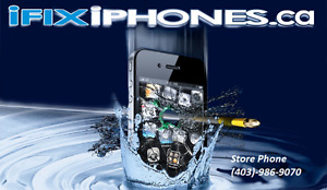 Phone repair by the most experience team in Red Deer.