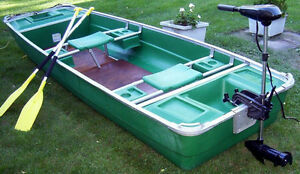 FS: 11' Duck Boat (K)