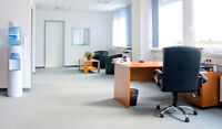 PROFESSIONAL OFFICE/ COMMERCIAL CLEANING SERVICES