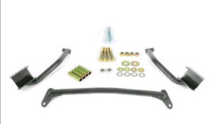 79-2003 mustang upper control arm brace with battle boxes