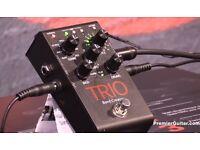 Digitech Trio band creator guitar pedal