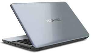 "Toshiba S875 17""' laptop(AMD A10 Quad/8G/500G/HDMI/New BTY)"