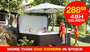 Hot Tub Covers - BEST PRICES!