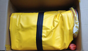 Inflatable Kayak - Yellow/Black North Shore Greater Vancouver Area image 10