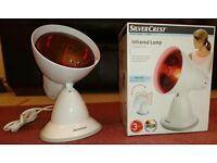 Silvercrest Infrared Lamp