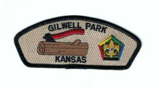 Boy Scout Patch Quivira Council Woodbadge SA-29 CSP Gilwell Park