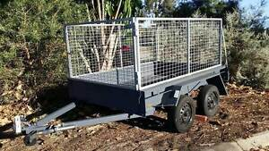 8x5 Big Trailer for hire for the cheapest price Willetton Canning Area Preview