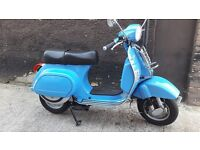 LML STAR-LITE 125 AUTO- 0% REPRESENTATIVE FINANCE AVAILABLE