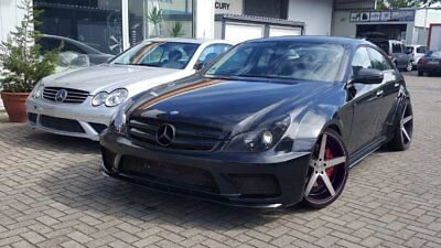 "Body-Kit ""Black Series""  Mercedes CLS W219 Tuning auch AMG"