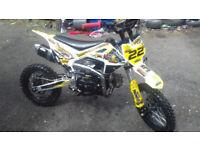 125 pitbike rockster