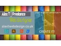 AlexT Web Design | Creative | Professional | Mobile Friendly | Websites | From £395