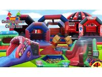 Nottingham Bouncy Castle, Disco Dome & Soft Play Hire Prices From £45